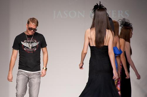 Jason Meyers spring 2010 collection; image courtesy of Peter Lytwyniuk at StudioLit
