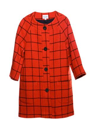 Steven Allen Tippi coat, $495