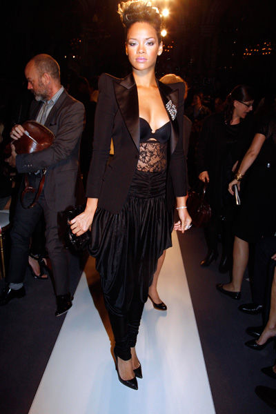 Yay or Nay: Rihanna wears Balmain