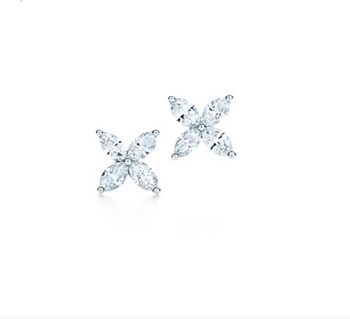 Victoria earrings 6500 tiffany amp co
