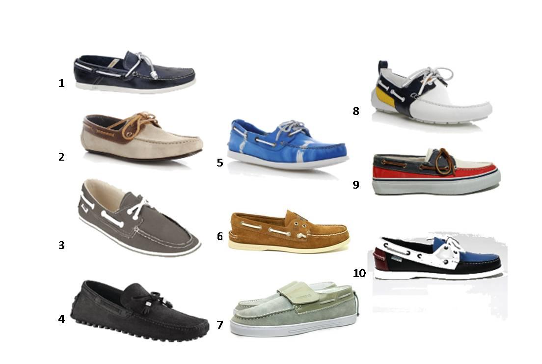 Summer Shoe Pick: The Boat Shoe