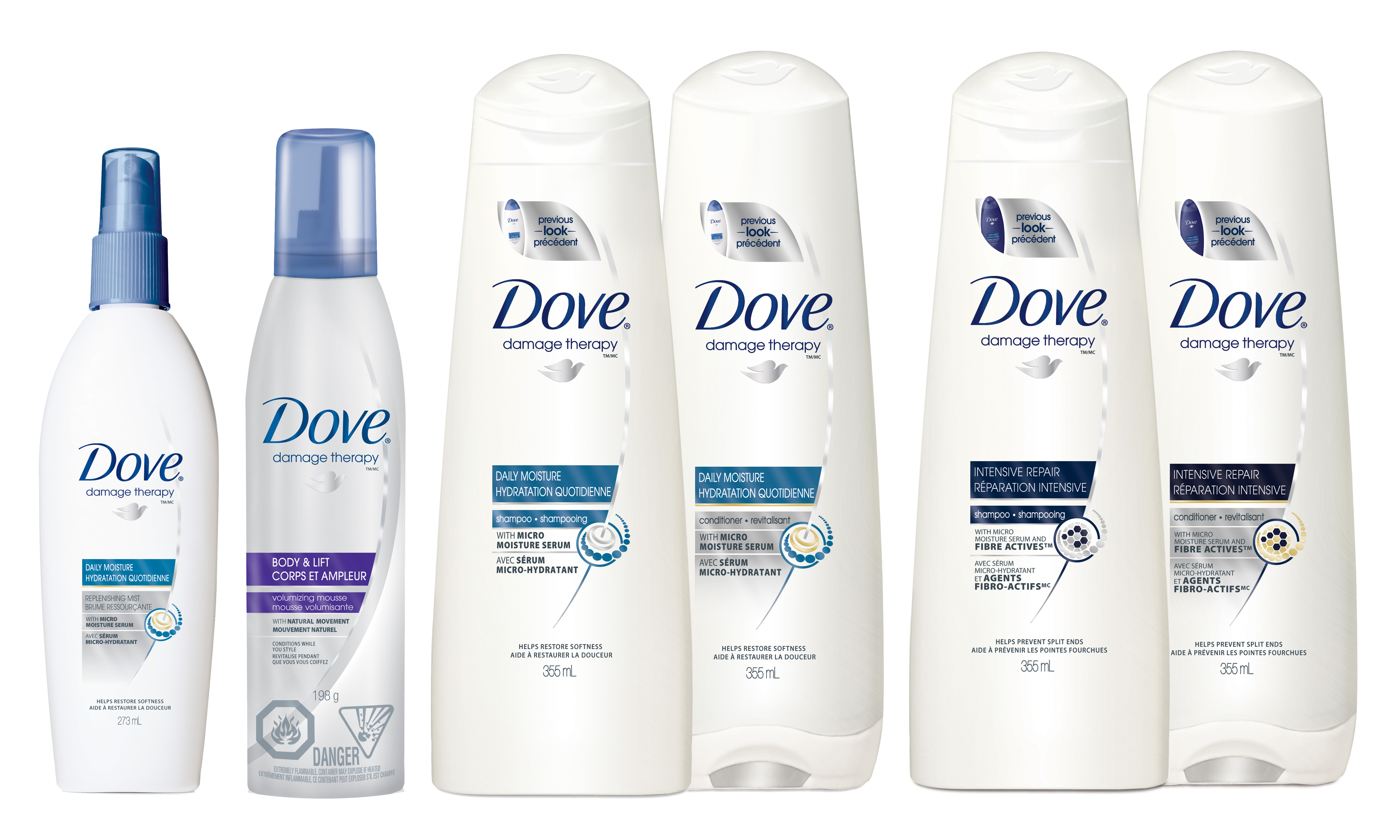 dove shampoo Dove daily moisture therapy: rated 33 out of 5 on makeupalley see 38 member reviews, ingredients and photo.