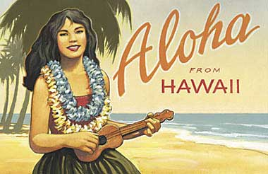 My birthday ukulele  a beautiful Lanikai instrument Vintage Hawaiian Ukulele
