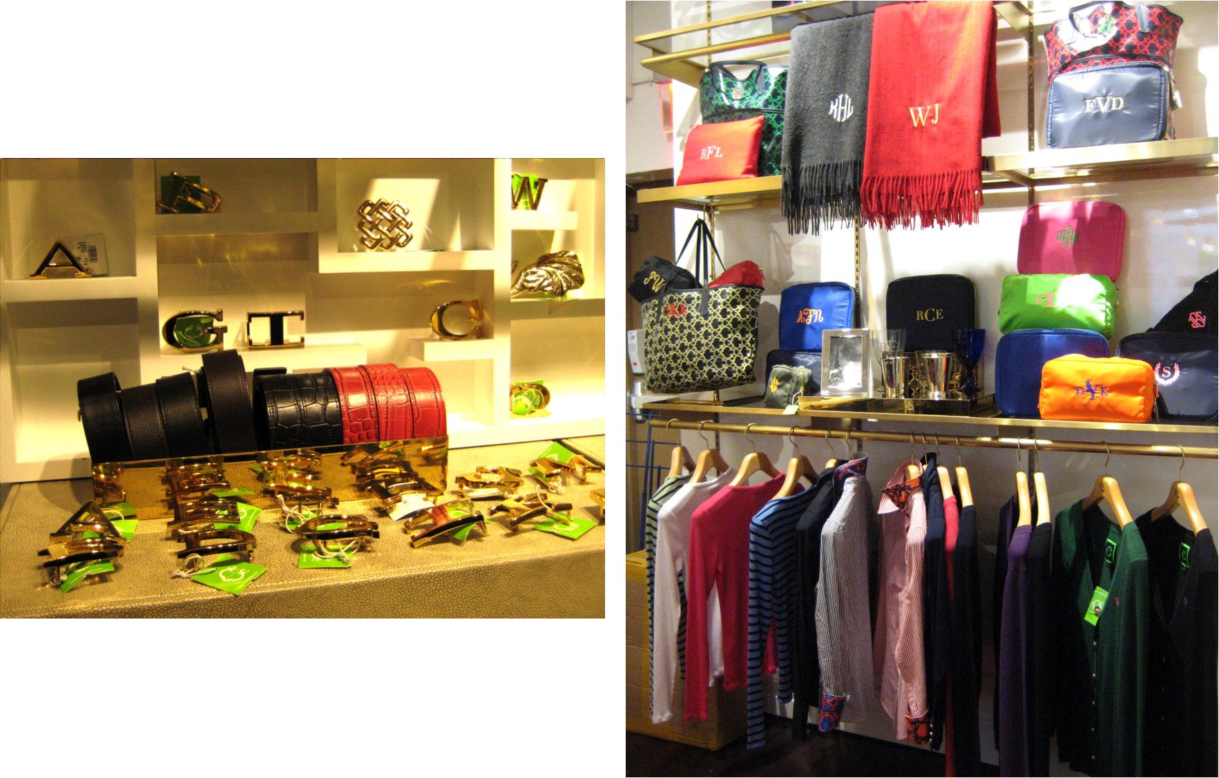 G wonder clothing store