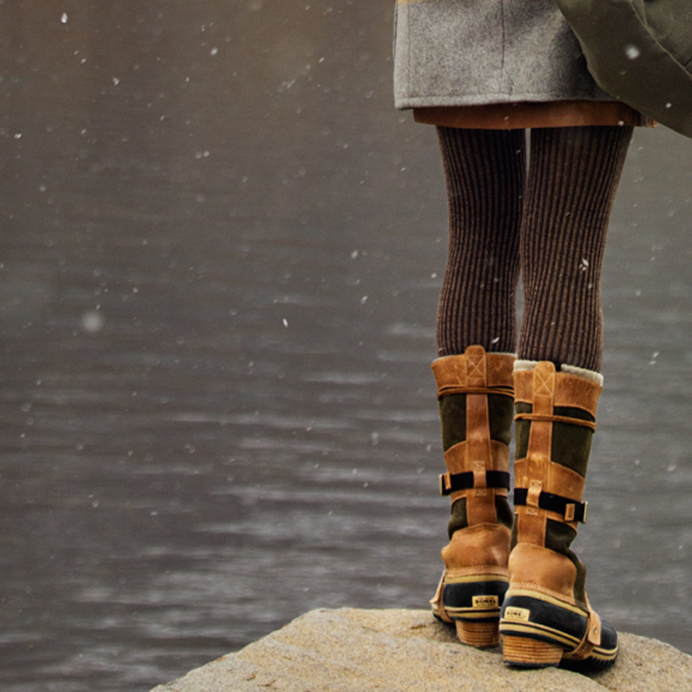 Sorel Boots Made In Canada