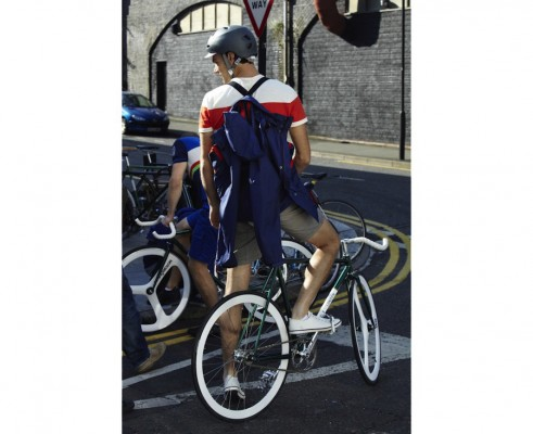 H&M and Brick Lane Bikes collaboration collection for spring 2013