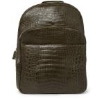 Santiago Gonzalez crocodile backpack$4940