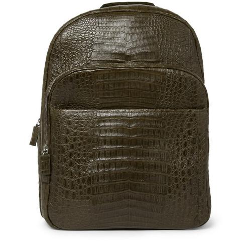 Santiago Gonzalez crocodile backpack $4940