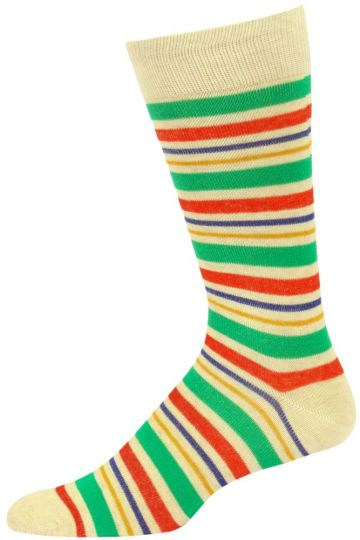Fun dress socks for him, $3.49 at Fine Fit