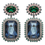 Spectacle Clip Earrings, $175