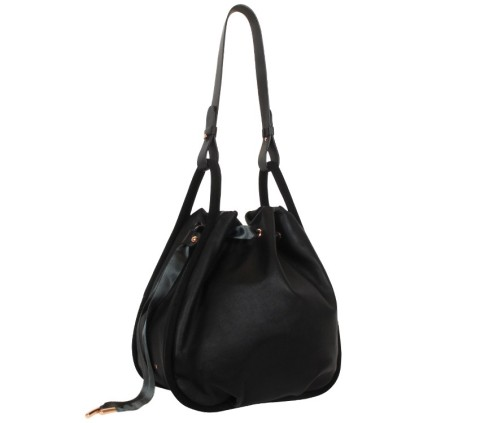 bucket bag reverence, €450, Repetto