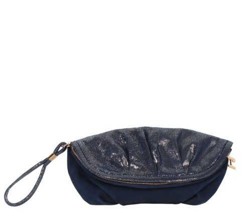 evening clutch brise vole, €195, Repetto