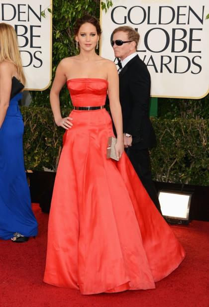 Jennifer Lawrence_Dior Haute Couture