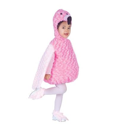 kids flamingo costume, $29.99, Target