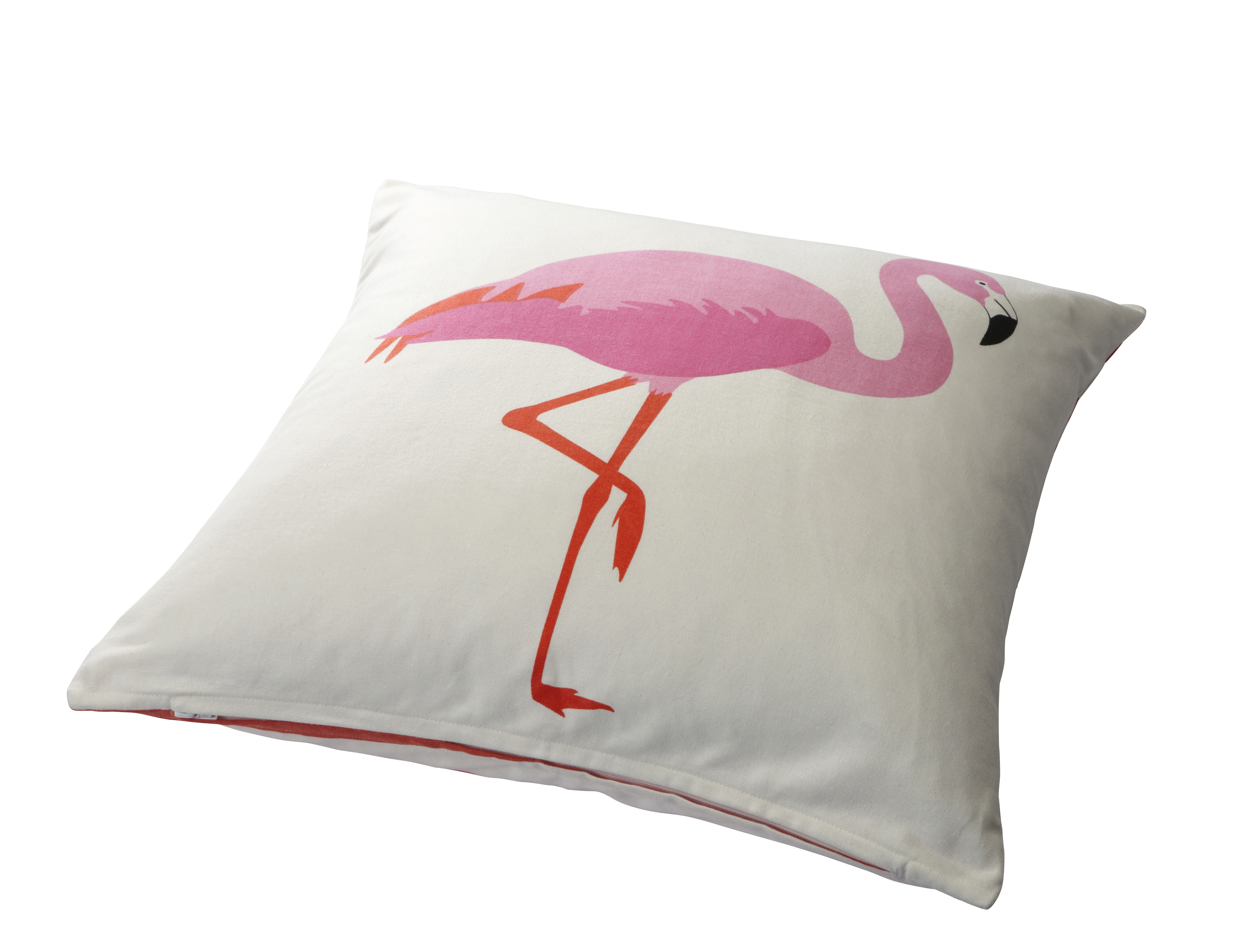 The pink flamingo fashion in motion for Ikea beach towels