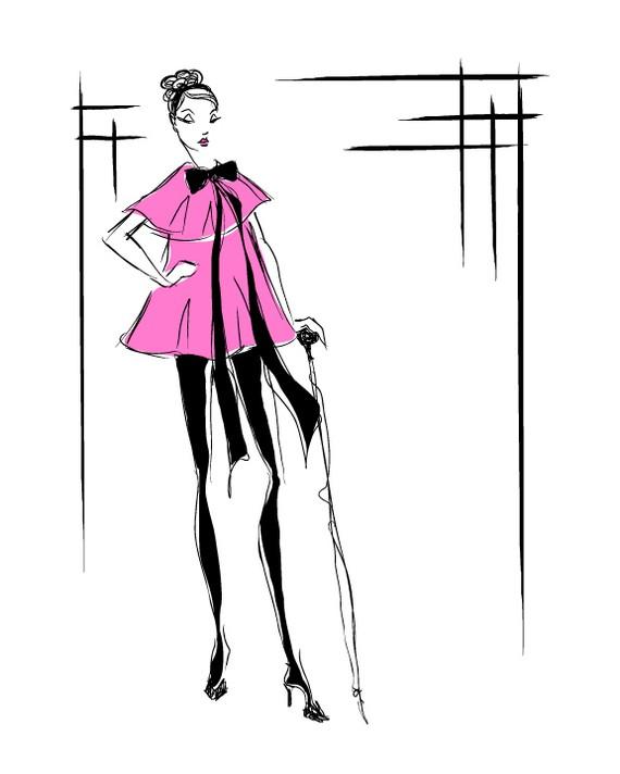 Pink Dress, $14, Pierro Studios