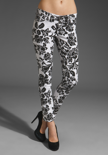 AG Adriano Goldschmied floral pants, $125.47, via Revolve Clothing