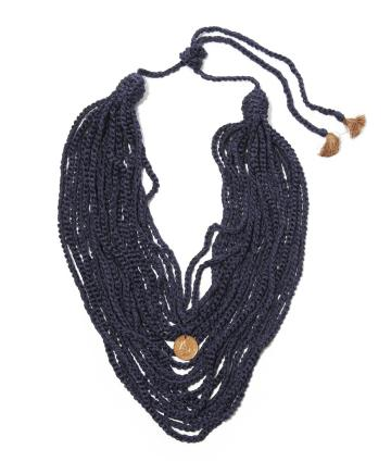 Daniela Bustos Maya, Multicadena Doble Necklace, $170, L'Atitude
