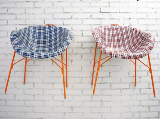 Eu/phoria chair, by Paola Navone, via Remodelista