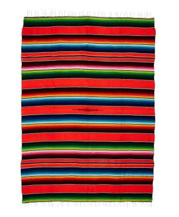 Mexico City Serape, $65, L'Atitude