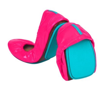 Pop Pink, $195, Tieks