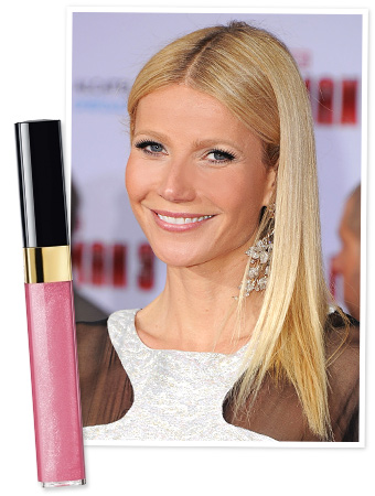 According to InStyle magazine, you can look like Gwyneth for under $30. Photo via InStyle magazine.
