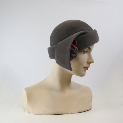 Vintage '60s cloche hat, $65 at Archetype Vintage