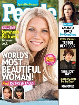 Breaking news: Gwyneth Paltrow is beautiful.