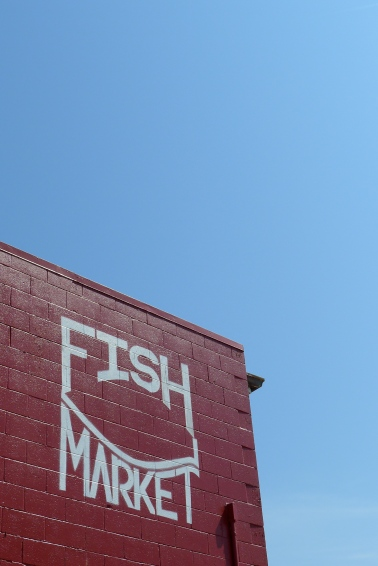 The Fish Market, Port Stanley, Ontario