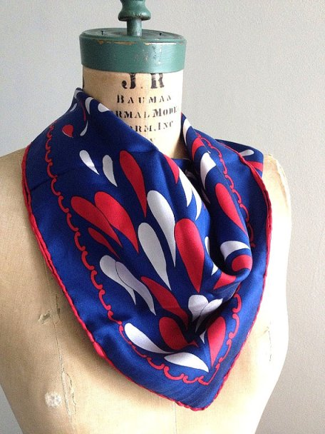 silk scarf-via Digs & Threads