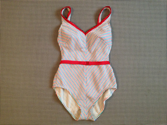 Late 1960s swim suit, $43 at Brink Dwellers