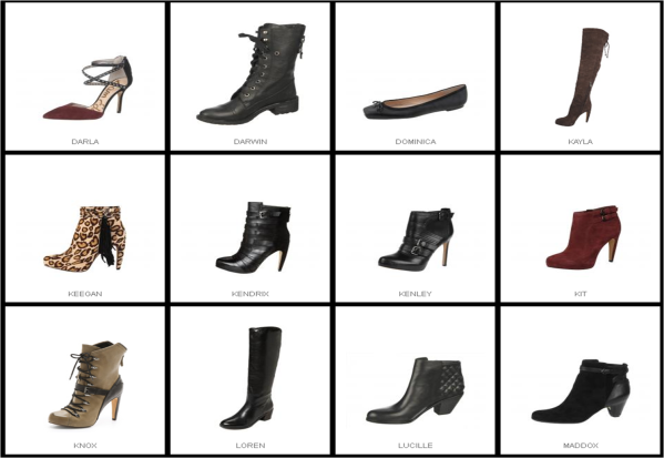 Without a doubt my favourite label at the moment is Sam Edelman: I could easily work any piece of his footwear into my day